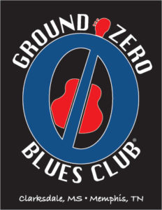 Ground Zero Blues Club Logo